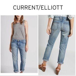 Current Elliot boyfriend jeans